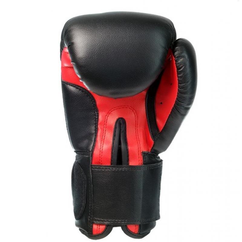 Benlee Boxhandschuhe Training Rodney Schwarz Rot 29 95