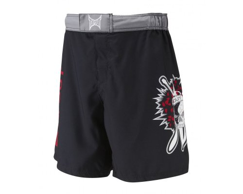 Tapout MMA Fight Short Believe - schwarz