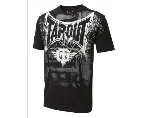Tapout New Eagle T-Shirt - schwarz