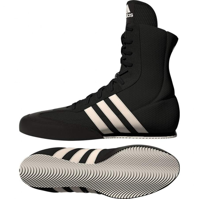 Adidas Boxschuhe Box Hog 2 schwarz