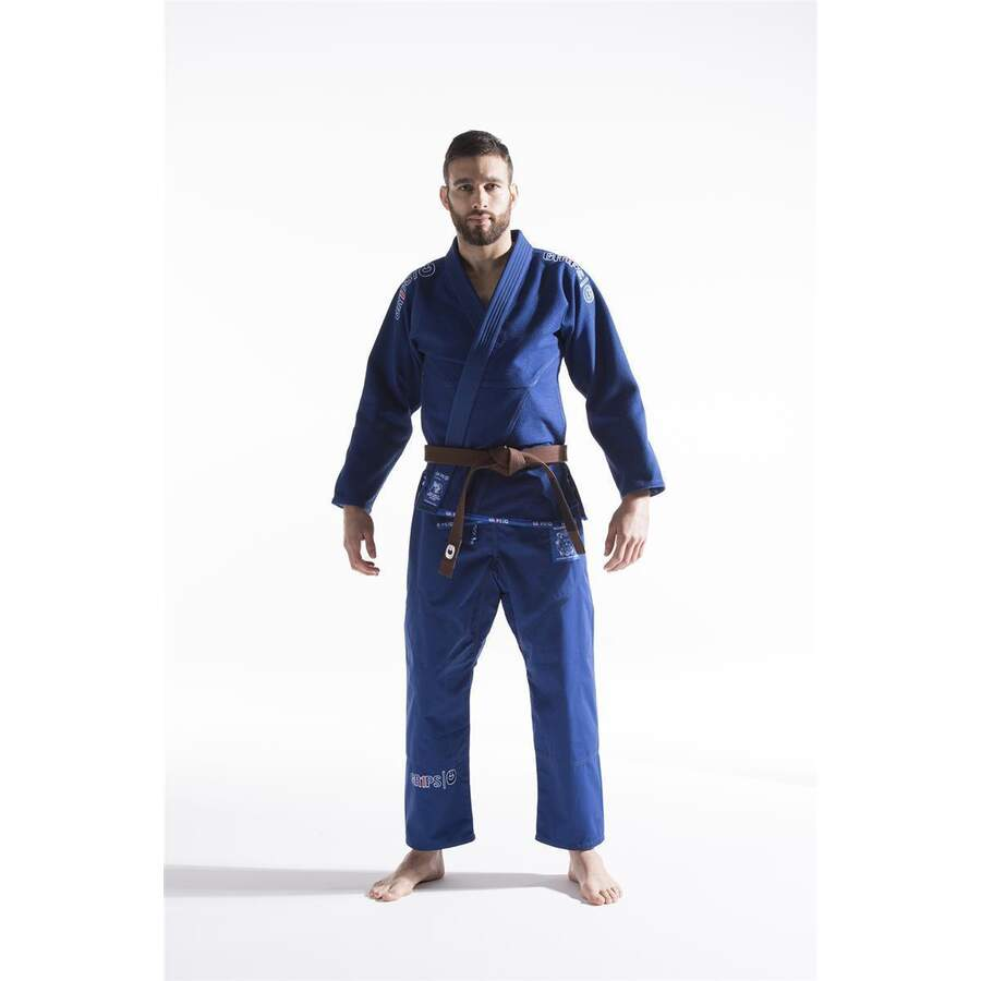 Grips Gi Kimono Secret Weapon Evo- royal blue