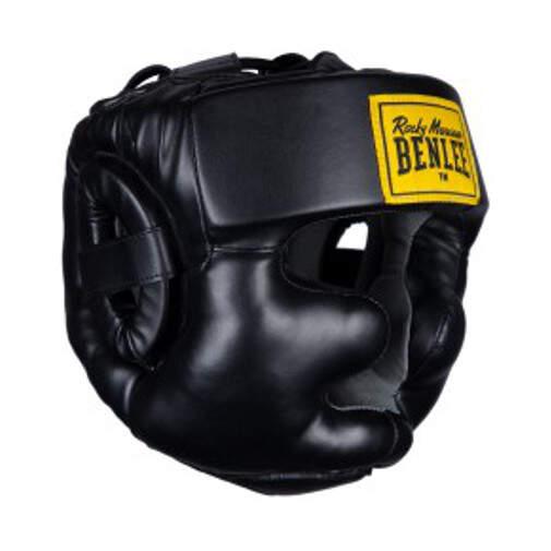 schwarz BENLEE Kopfschutz Facesaver