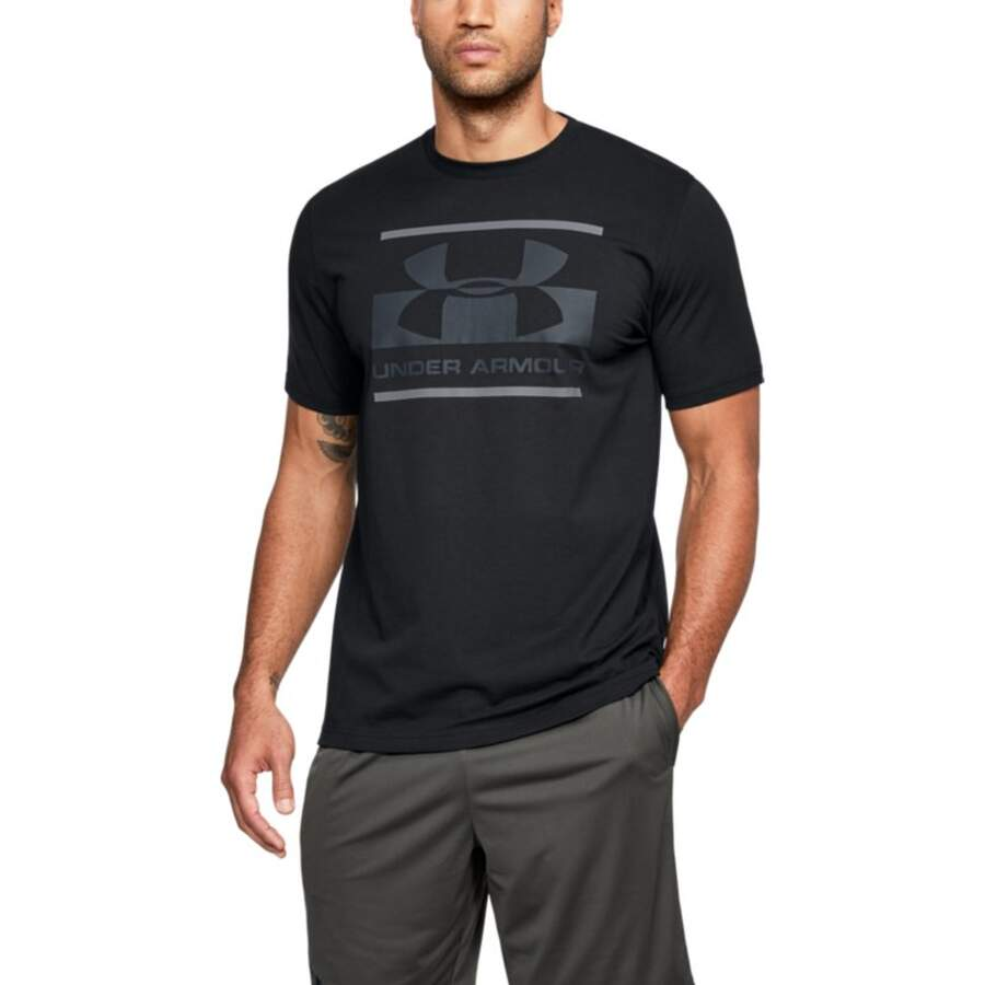 Under Armour T Shirt Blocked Sportstyle Logo