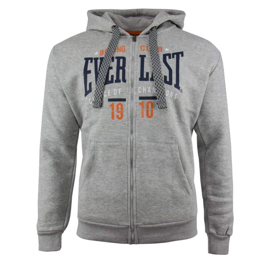 Everlast Zip Hoodie Boxing Club