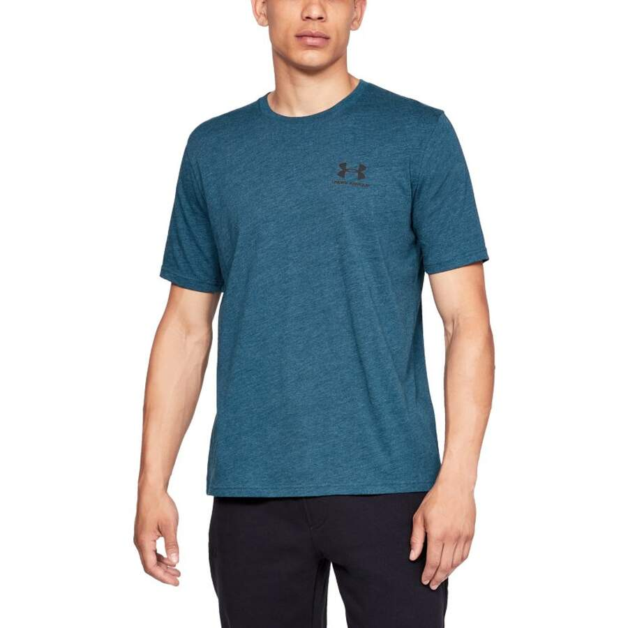 Under Armour T Shirt CC Left Chest