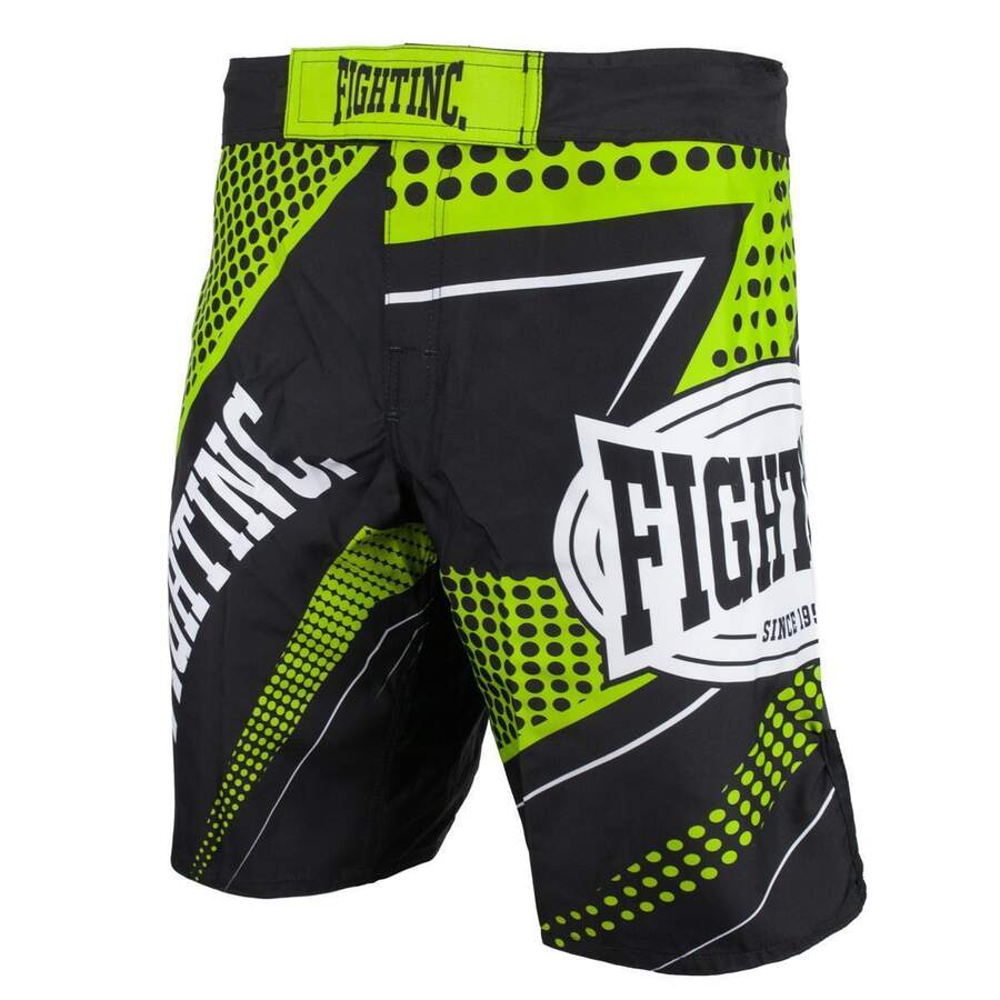 Fightinc. MMA Short Plasma Green