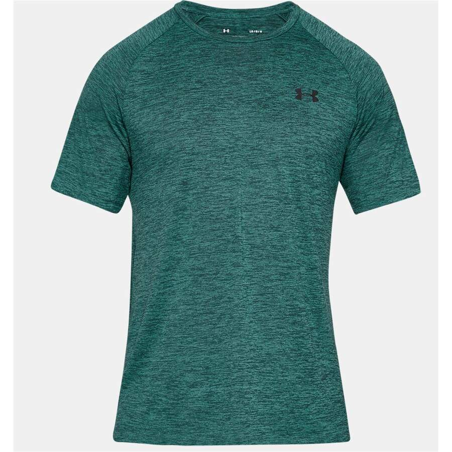 Under Armour T Shirt Tech 2.0 grün (366) XXL
