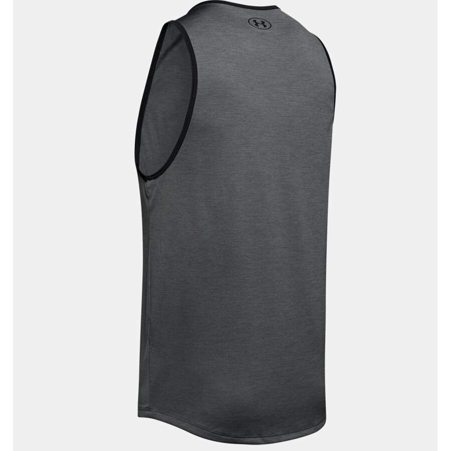 Under Armour Tank Top Tech 2.0 grau (013) XL
