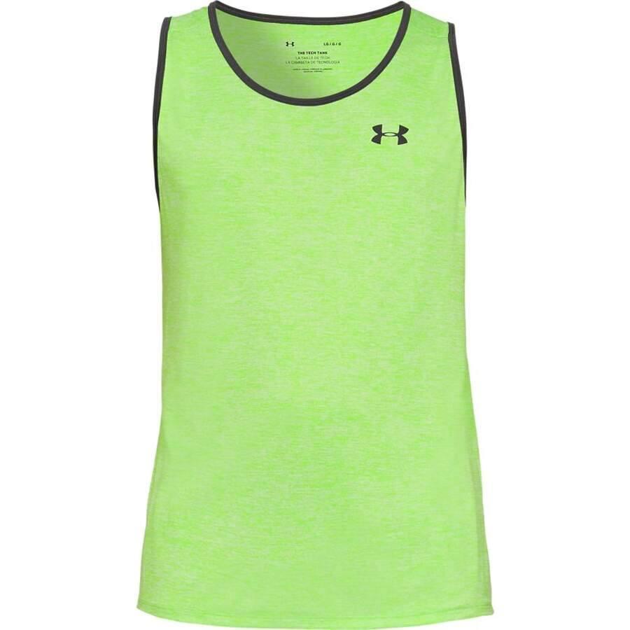 Under Armour Tank Top Tech 2.0 grün (722) XXL