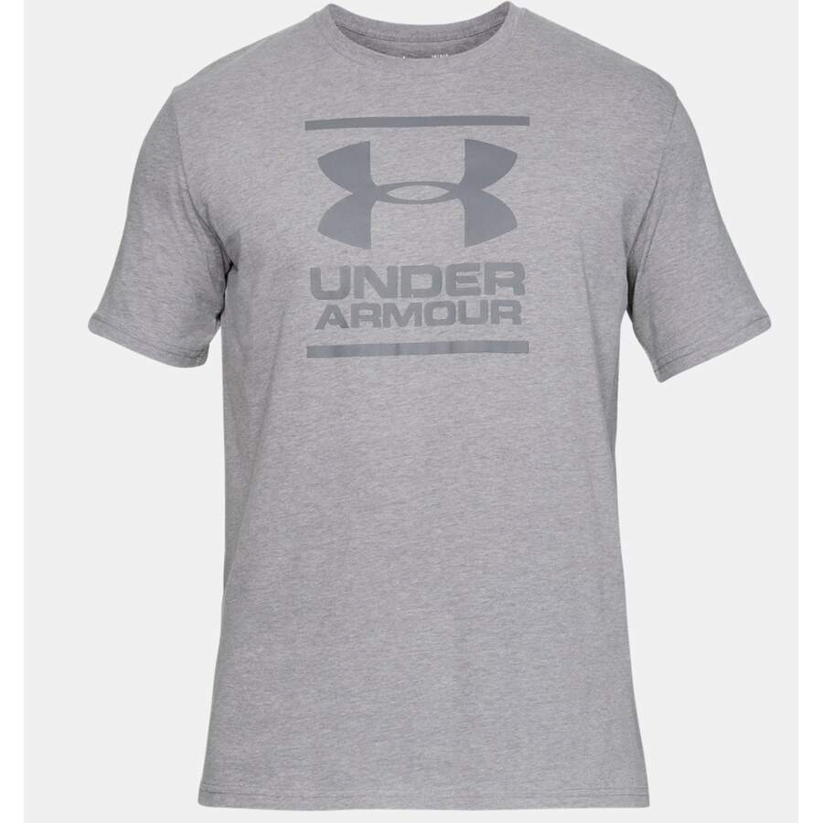 Under Armour T-Shirt GL Foundation hellgrau (035) M