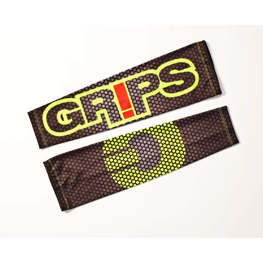 Grips Arm Sleeves - Carbon Fluo ABVERKAUF